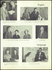 Page 13, 1960 Edition, Plainview High School - Gull Yearbook (Plainview, NY) online yearbook collection