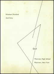 Page 5, 1960 Edition, Plainview High School - Gull Yearbook (Plainview, NY) online yearbook collection