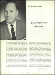 Page 8, 1960 Edition, Plainview High School - Gull Yearbook (Plainview, NY) online yearbook collection