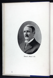 Page 10, 1909 Edition, Utica Free Academy - Academician Yearbook (Utica, NY) online yearbook collection