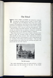 Page 17, 1909 Edition, Utica Free Academy - Academician Yearbook (Utica, NY) online yearbook collection