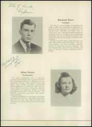 Page 16, 1940 Edition, Utica Free Academy - Academician Yearbook (Utica, NY) online yearbook collection