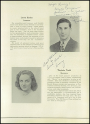 Page 17, 1940 Edition, Utica Free Academy - Academician Yearbook (Utica, NY) online yearbook collection