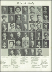Page 15, 1946 Edition, Utica Free Academy - Academician Yearbook (Utica, NY) online yearbook collection