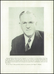 Page 9, 1946 Edition, Utica Free Academy - Academician Yearbook (Utica, NY) online yearbook collection