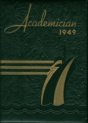 Page 1, 1949 Edition, Utica Free Academy - Academician Yearbook (Utica, NY) online yearbook collection