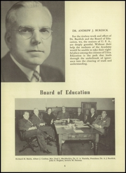 Page 10, 1949 Edition, Utica Free Academy - Academician Yearbook (Utica, NY) online yearbook collection