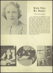 Page 8, 1949 Edition, Utica Free Academy - Academician Yearbook (Utica, NY) online yearbook collection