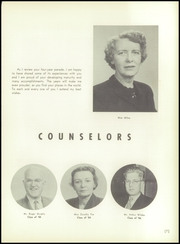 Page 11, 1953 Edition, Utica Free Academy - Academician Yearbook (Utica, NY) online yearbook collection