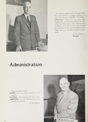 Page 10, 1956 Edition, Utica Free Academy - Academician Yearbook (Utica, NY) online yearbook collection