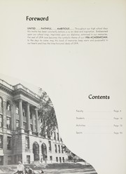 Page 6, 1956 Edition, Utica Free Academy - Academician Yearbook (Utica, NY) online yearbook collection