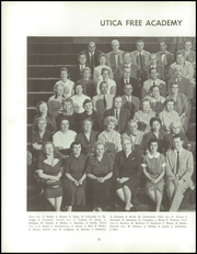 Page 16, 1959 Edition, Utica Free Academy - Academician Yearbook (Utica, NY) online yearbook collection