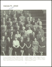 Page 17, 1959 Edition, Utica Free Academy - Academician Yearbook (Utica, NY) online yearbook collection