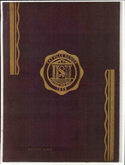 1938 Edition, Sayville High School - Senior Yearbook (Sayville, NY)