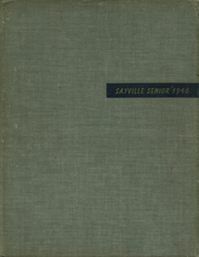 1946 Edition, Sayville High School - Senior Yearbook (Sayville, NY)