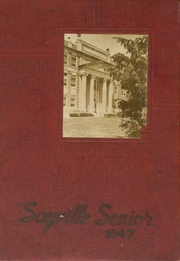 1947 Edition, Sayville High School - Senior Yearbook (Sayville, NY)