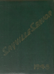 1948 Edition, Sayville High School - Senior Yearbook (Sayville, NY)