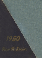 1950 Edition, Sayville High School - Senior Yearbook (Sayville, NY)