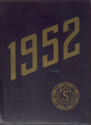 1952 Edition, Sayville High School - Senior Yearbook (Sayville, NY)