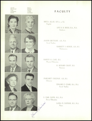 Page 14, 1956 Edition, Sayville High School - Senior Yearbook (Sayville, NY) online yearbook collection