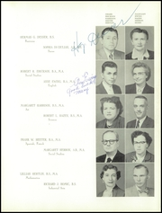 Page 15, 1956 Edition, Sayville High School - Senior Yearbook (Sayville, NY) online yearbook collection