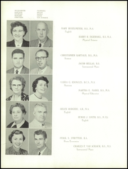 Page 16, 1956 Edition, Sayville High School - Senior Yearbook (Sayville, NY) online yearbook collection