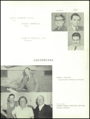 Page 17, 1956 Edition, Sayville High School - Senior Yearbook (Sayville, NY) online yearbook collection