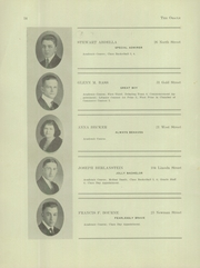 Page 16, 1921 Edition, Gloversville High School - Oracle Yearbook (Gloversville, NY) online yearbook collection