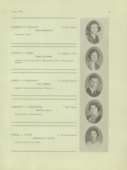 Page 17, 1921 Edition, Gloversville High School - Oracle Yearbook (Gloversville, NY) online yearbook collection