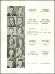 Page 10, 1940 Edition, Gloversville High School - Oracle Yearbook (Gloversville, NY) online yearbook collection