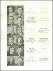 Page 14, 1940 Edition, Gloversville High School - Oracle Yearbook (Gloversville, NY) online yearbook collection