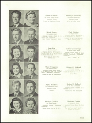 Page 15, 1940 Edition, Gloversville High School - Oracle Yearbook (Gloversville, NY) online yearbook collection