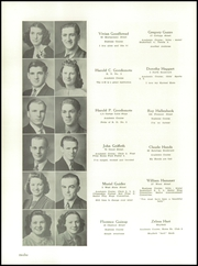 Page 16, 1940 Edition, Gloversville High School - Oracle Yearbook (Gloversville, NY) online yearbook collection