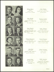 Page 17, 1940 Edition, Gloversville High School - Oracle Yearbook (Gloversville, NY) online yearbook collection