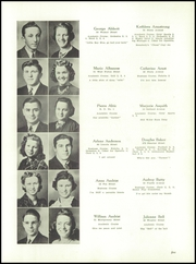 Page 9, 1940 Edition, Gloversville High School - Oracle Yearbook (Gloversville, NY) online yearbook collection