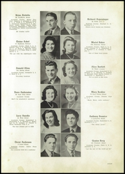 Page 11, 1941 Edition, Gloversville High School - Oracle Yearbook (Gloversville, NY) online yearbook collection