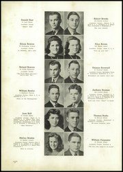Page 12, 1941 Edition, Gloversville High School - Oracle Yearbook (Gloversville, NY) online yearbook collection