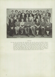 Page 10, 1945 Edition, Gloversville High School - Oracle Yearbook (Gloversville, NY) online yearbook collection