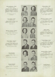 Page 14, 1945 Edition, Gloversville High School - Oracle Yearbook (Gloversville, NY) online yearbook collection