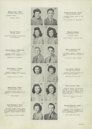 Page 17, 1945 Edition, Gloversville High School - Oracle Yearbook (Gloversville, NY) online yearbook collection
