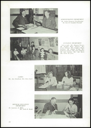 Page 10, 1947 Edition, Gloversville High School - Oracle Yearbook (Gloversville, NY) online yearbook collection