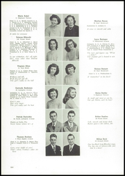 Page 14, 1947 Edition, Gloversville High School - Oracle Yearbook (Gloversville, NY) online yearbook collection