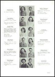 Page 15, 1947 Edition, Gloversville High School - Oracle Yearbook (Gloversville, NY) online yearbook collection