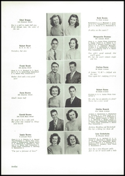 Page 16, 1947 Edition, Gloversville High School - Oracle Yearbook (Gloversville, NY) online yearbook collection