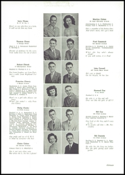 Page 17, 1947 Edition, Gloversville High School - Oracle Yearbook (Gloversville, NY) online yearbook collection