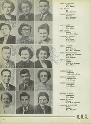 Page 16, 1951 Edition, Gloversville High School - Oracle Yearbook (Gloversville, NY) online yearbook collection