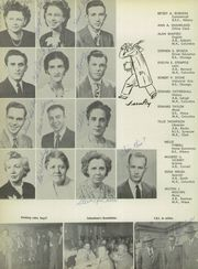 Page 18, 1951 Edition, Gloversville High School - Oracle Yearbook (Gloversville, NY) online yearbook collection