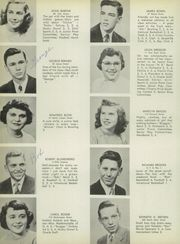 Page 22, 1951 Edition, Gloversville High School - Oracle Yearbook (Gloversville, NY) online yearbook collection