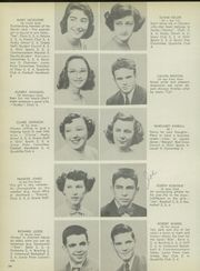 Page 30, 1951 Edition, Gloversville High School - Oracle Yearbook (Gloversville, NY) online yearbook collection