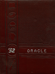 Gloversville High School - Oracle Yearbook (Gloversville, NY) online yearbook collection, 1952 Edition, Page 1